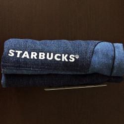 스타벅스 데님 에이프런(앞치마) Starbucks Denim apron