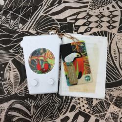 스타벅스 투칸 (추억의 장난감 + 미니 카드)