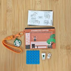 스타벅스 DIY 카드 키링 + 컵 키링 세트